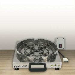Fornello elettrico scaldacottole